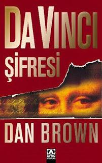 Dünyada En Çok Satan Kitaplar - Da Vinci Şifresi