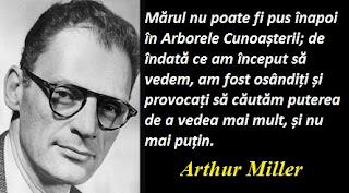 Maxima zilei: 17 octombrie - Arthur Miller
