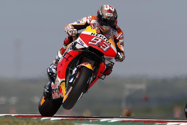 Ternuata Ini Penyebab Kegagalan Marquez Juara di Austria