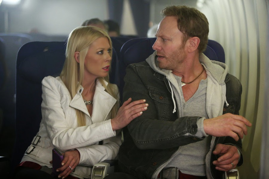 Sharknado 2 The Second One Ian Ziering Tara Reid