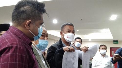 Fraksi PDIP dan PSI Ajukan Hak Interpelasi terhadap Gubernur Anies, Ketua DPRD DKI: Ini Harus Ditindaklanjuti…