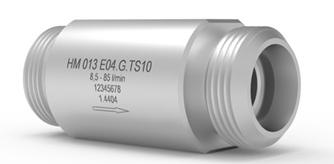 HM E Series Kem Kuppers Turbine Flow Meters