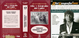 """AGUJETAS EL VIEJO... Rito y Geografía del Cante Flamenco"""" (1971-1972)"""