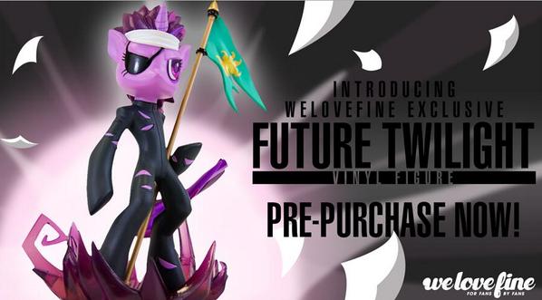 Welovefine Exclusive Figure Future Twilight Update
