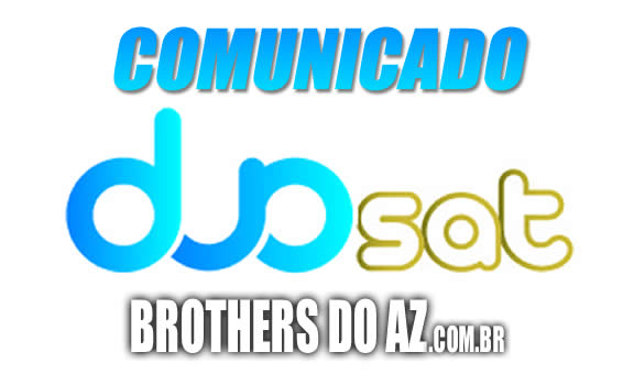 Comunicado DUOSAT