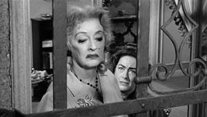 Bette Davis y Joan Crawford en ¿Qué fue de Baby Jane?