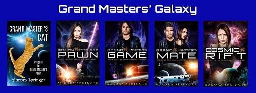 Grand Masters Galaxy