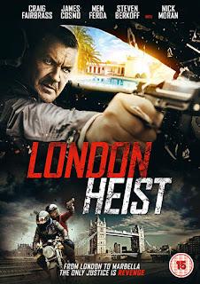 London Heist 2017