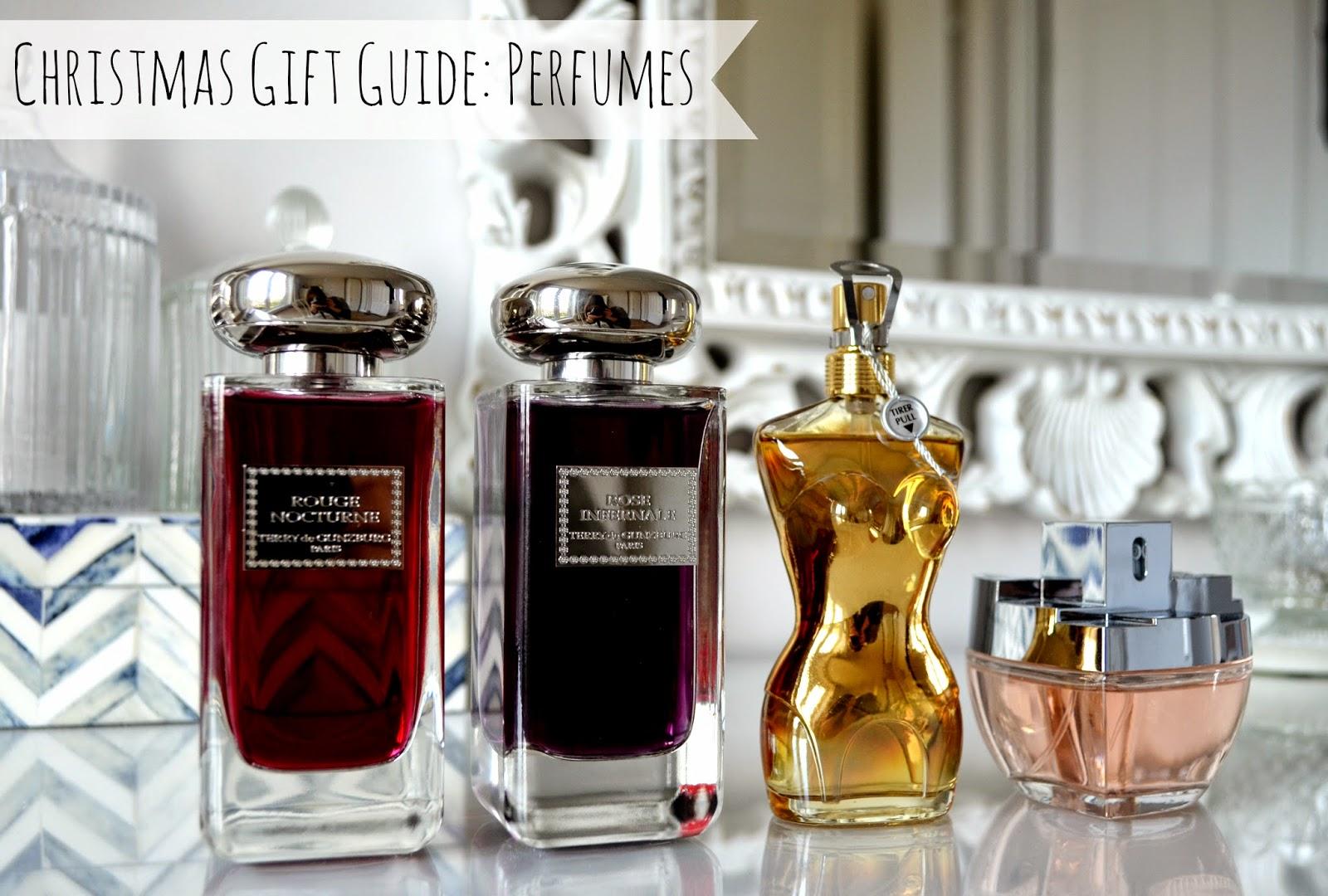 a54c4c6e832ce Christmas Gift Guide  Pefumes