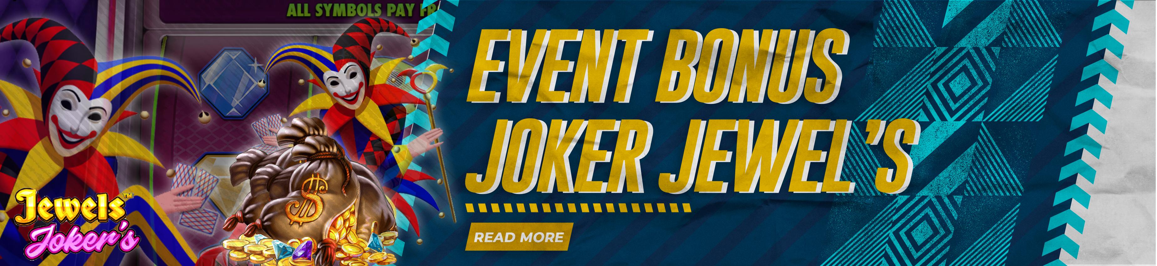 Event Bonus Joker Jewels