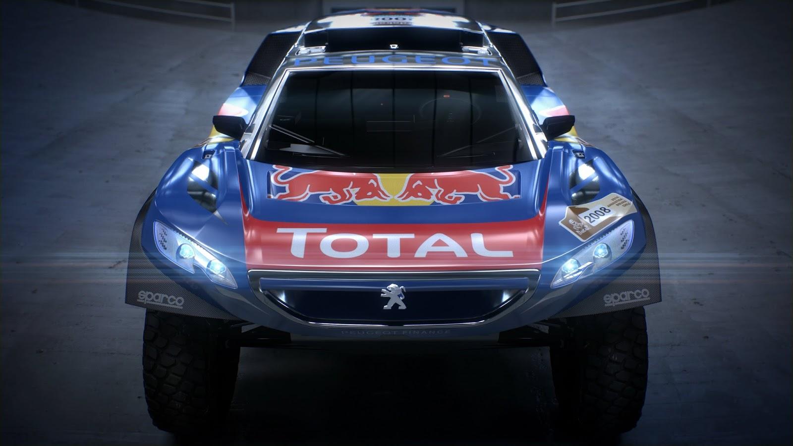P 20151202 00382 News Το PEUGEOT 2008DKR στα χρώματα του πολέμου! Peugeot, Peugeot 2008 DKR, Peugeot 2008 DKR16, Rally Dakar