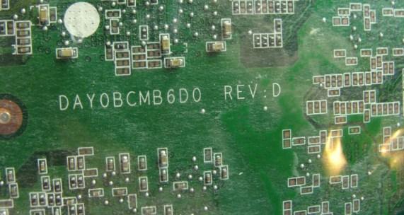 DAY0BCMB6D0 Rev D HP Stream 13-c103no Bios