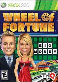 Wheel Of Fortune (X-BOX360) 2012