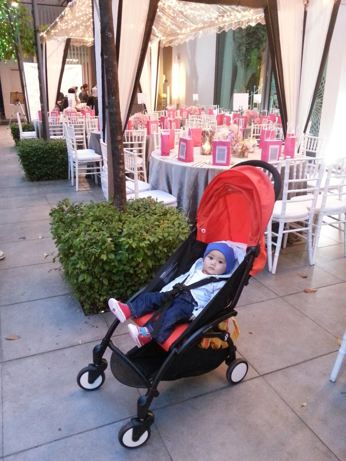 NinaAz the Beauty of Life: Stroller Review: Quinny Buzz 3 ...