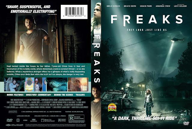 Freaks DVD Cover