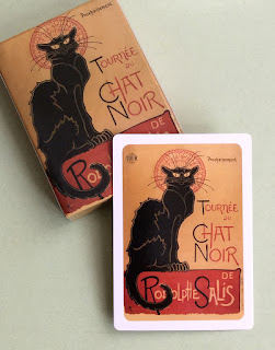 Chat Noir play card souvenirs