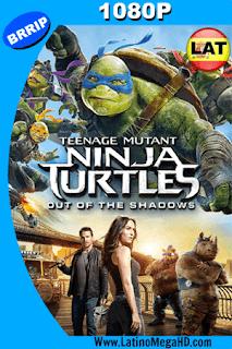 Tortugas Ninja 2: Fuera de las Sombras (2016) Latino HD 1080P - 2016