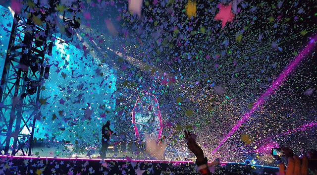 Ulasan Konser Coldplay A Head Full of Dreams Tour Live in Bangkok 2017