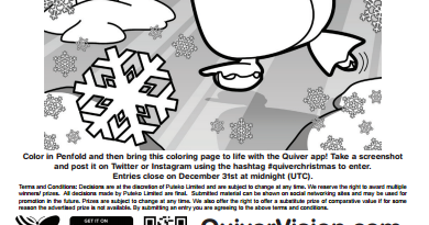 Available quiver coloring pages include: Diary Of A Techie Chick A Quiver Christmas