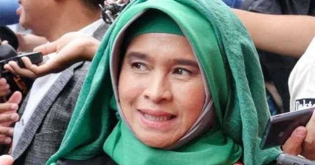 Kecam Pernyataan Said Aqil, Neno Warisman: Kami Para Ibu Tidak Terima!