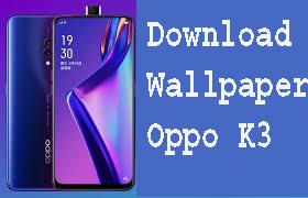 Download Wallpaper Oppo K3  1