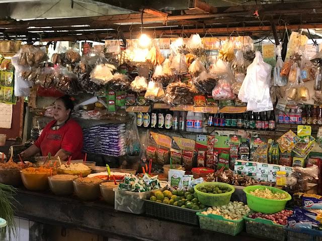 Traditional Market at Rawamangun, East Jakarta