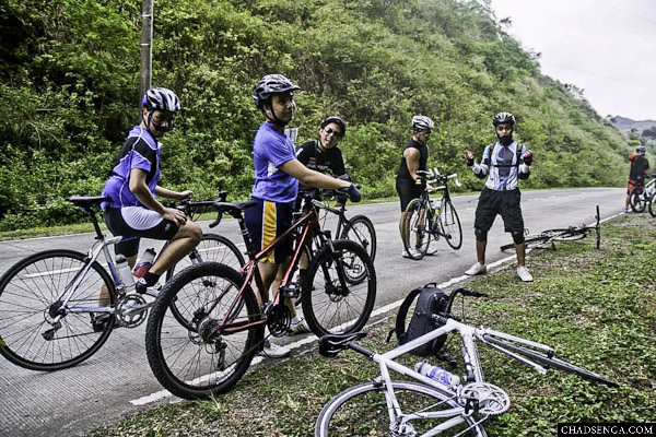 Ride, Bike Challenge: The Sierra Madre Experience