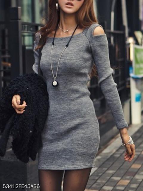 Vestidos de Moletom - Onde Comprar