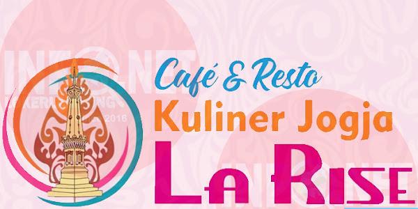 Lowongan Kerja Lampung Manager Resto dan Caffe Kuliner Jogja La Rise