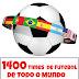 1400 Vetores de Times de Futebol do Mundo Todo!