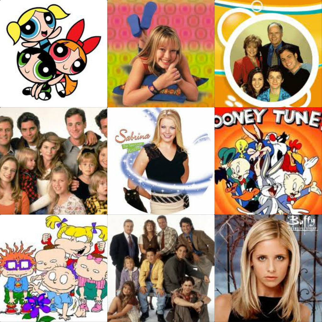 Disney Shows From The 90 S