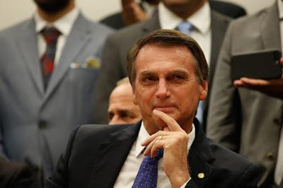candidato Bolsonaro