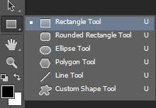 Sử dụng Shape Tool