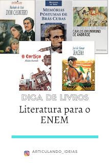 Literatura para o ENEM