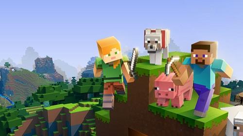 Gamer cần phải có tiền vàng trong Minecraft mới tận hưởng hết được mọi tính năng của trò chơi này