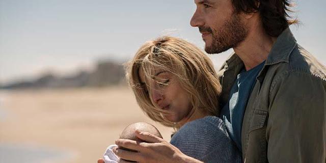 Carolina Lapausa y Daniel Grao en 'Perdida', serie de Antena 3