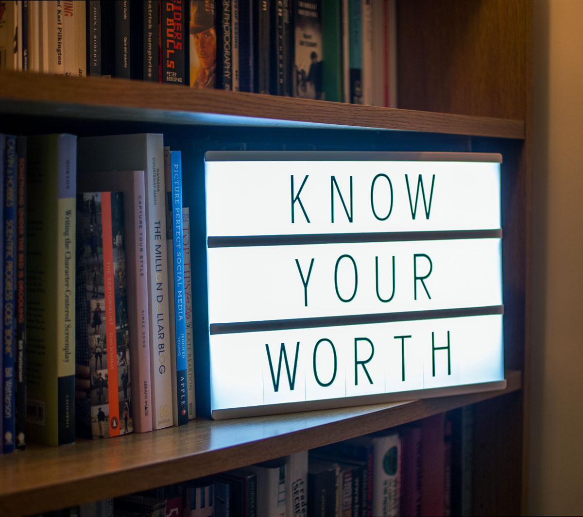 Never Underestimate How Much You're Worth #SaturdayShareLinkUp