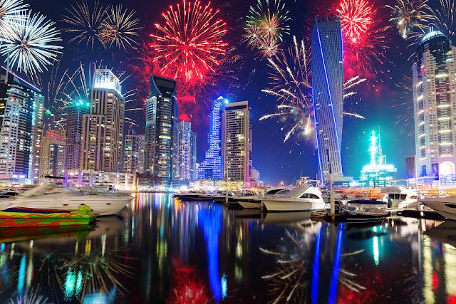 تحذير هام لسائقين في الإمارات ليلة رأس السنة.