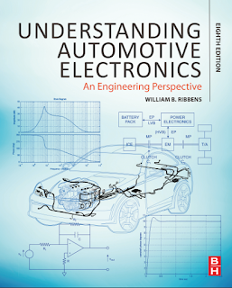 Understanding Automotive Electronics: An Engineering Perspective Eighth edition by William B. Ribbens pdf free download
