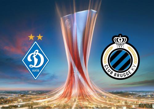 Dynamo Kyiv vs Club Brugge -Highlights 18 February 2021