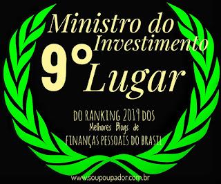 Blog Ministro do Investimento