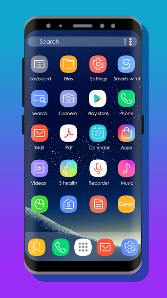 S8 UI - Icon Pack(Normally $0.99)