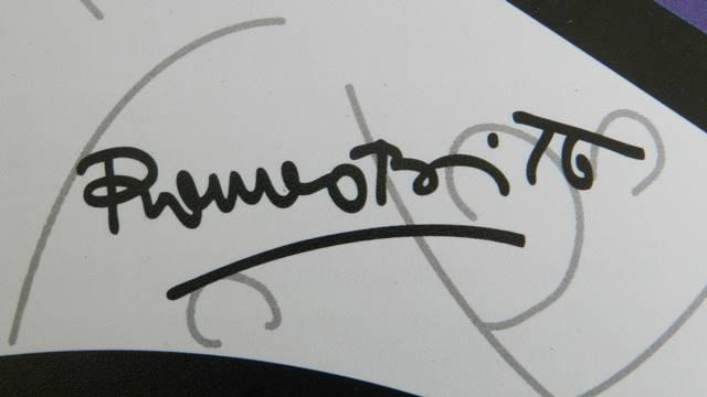 Assinatura Romero Britto