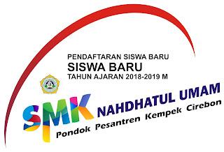 pendaftaran smk nu kempek 2018