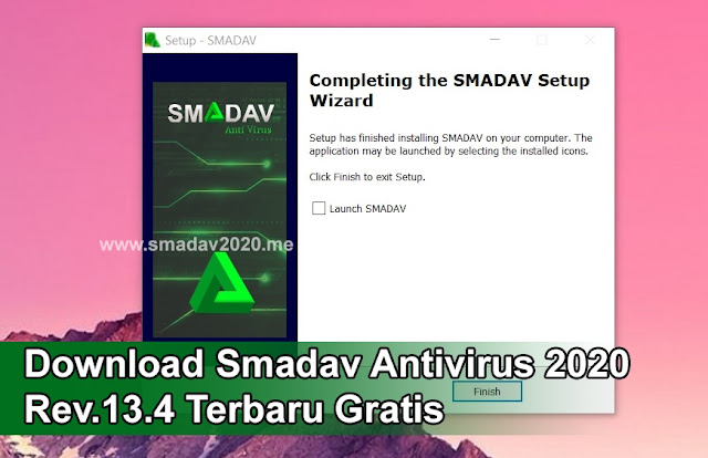 Download Smadav Antivirus 2020 Rev. 13.6 Terbaru Gratis