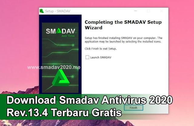 Download Smadav Antivirus 2020 Rev. 13.8 Terbaru Gratis
