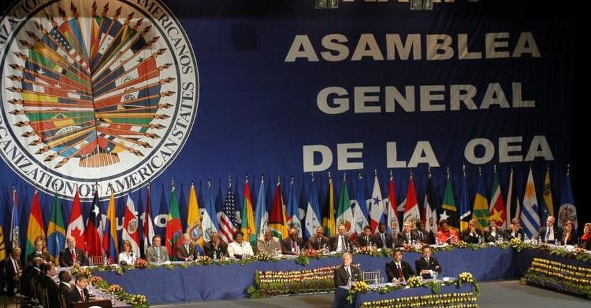 GOLPE DE ESTADO EN VENEZUELA: OEA denuncia «Autogolpe de Estado» y ruptura del orden constitucional