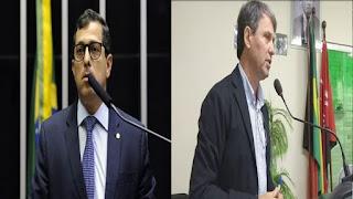 Vereador Marcelo Bandeira faz críticas ao pronunciamento do deputado Gervásio Maia