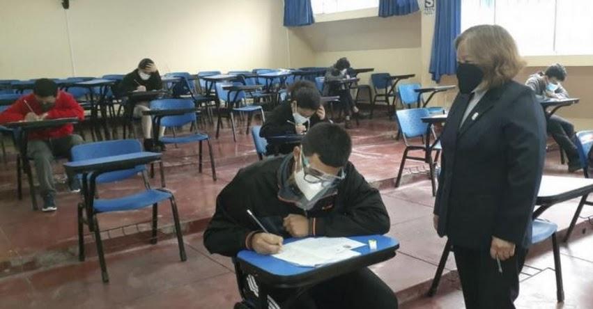 RESULTADOS UNAC: Universidad Nacional del Callao realizó primer examen de admisión presencial 2021-I