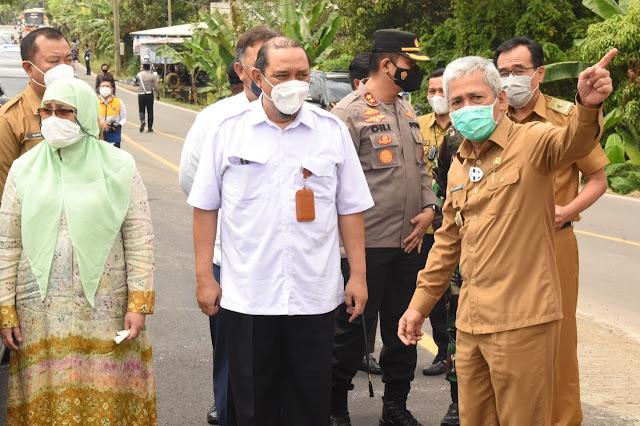 Bupati OKI Dorong Peningkatan Konektivitas Wilayah Lumbung Pangan